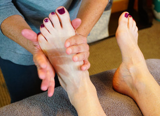 "Reflexology: More than a Relaxing ""Foot Rub"""