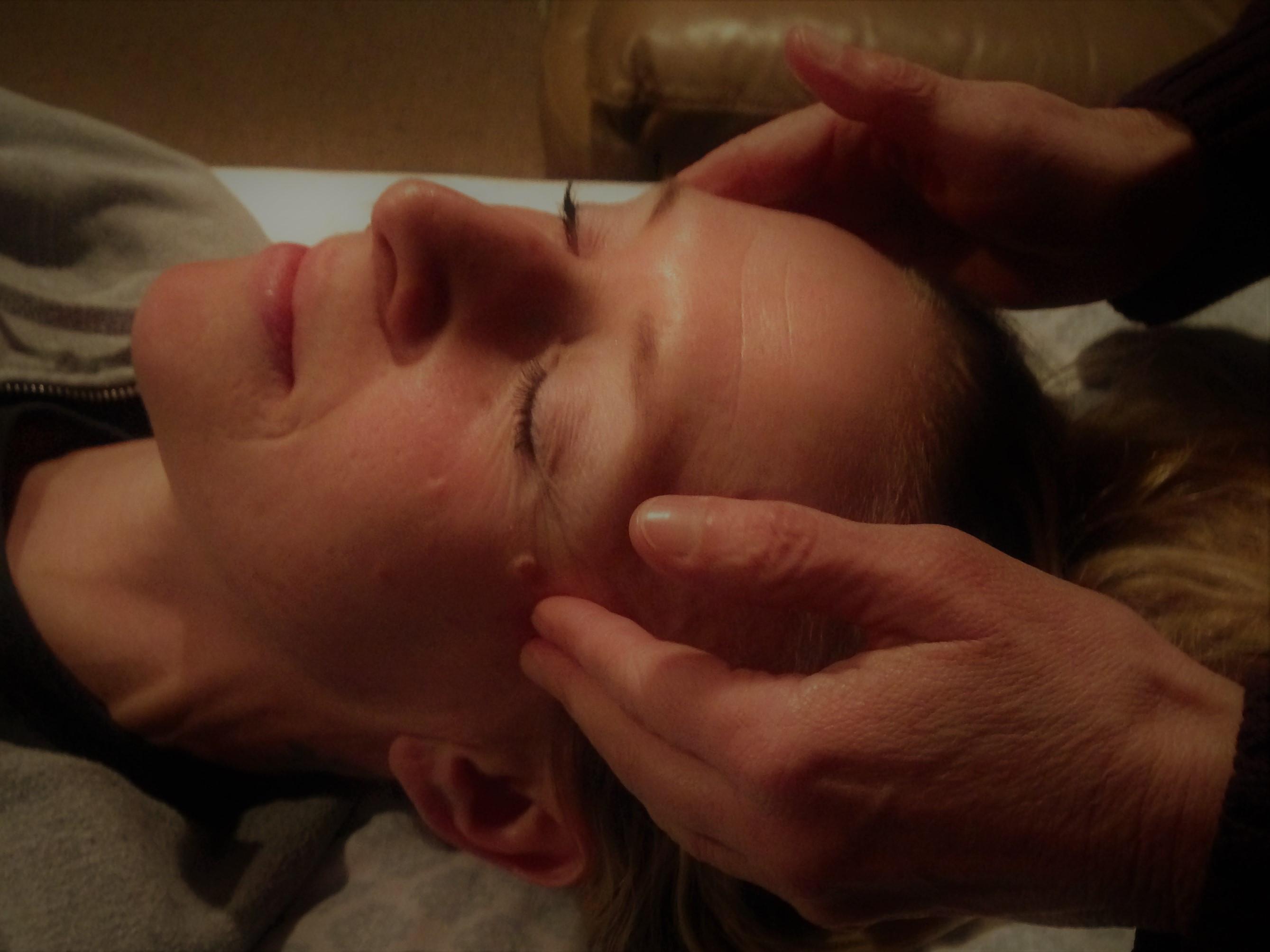 Face Reflexology