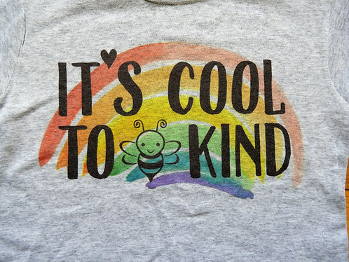It's cool to be kind - color
