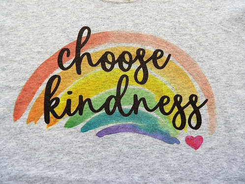 Choose Kindness color