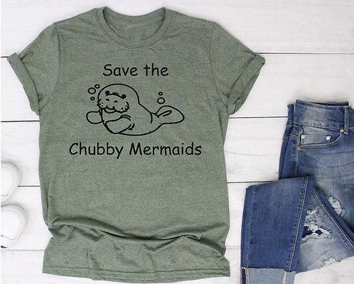 chubby mermaids