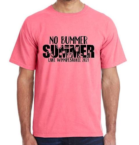 No Bummer Summer T- Shirt