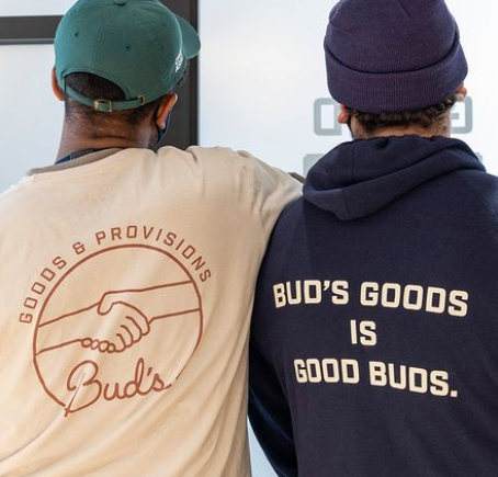 #QuickBite with Bud's Goods