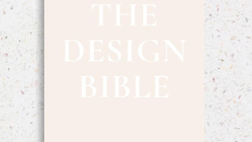 THE DESIGN BIBLE