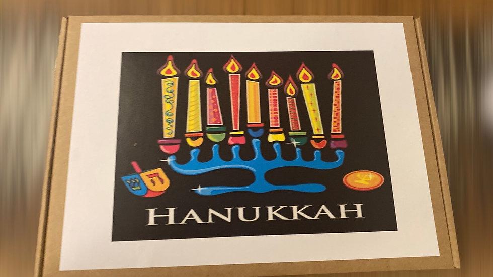 Hanukkah Mini Resource Letterbox Surprise