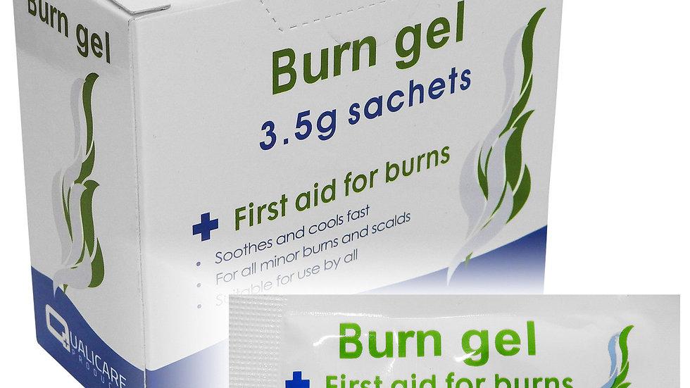 25x Qualicare Burn Care Sachets