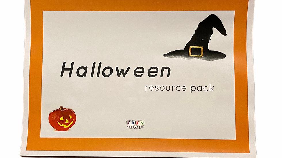 Halloween Resource Pack