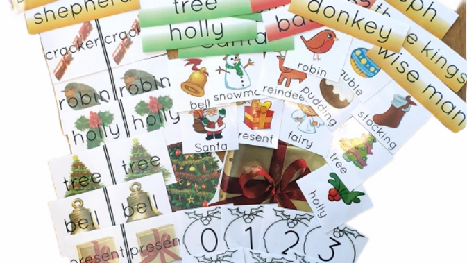 Christmas Activity Resource Pack
