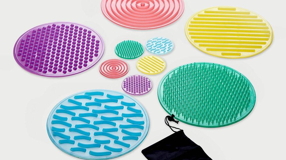 SiliShapes® Sensory Circle Set