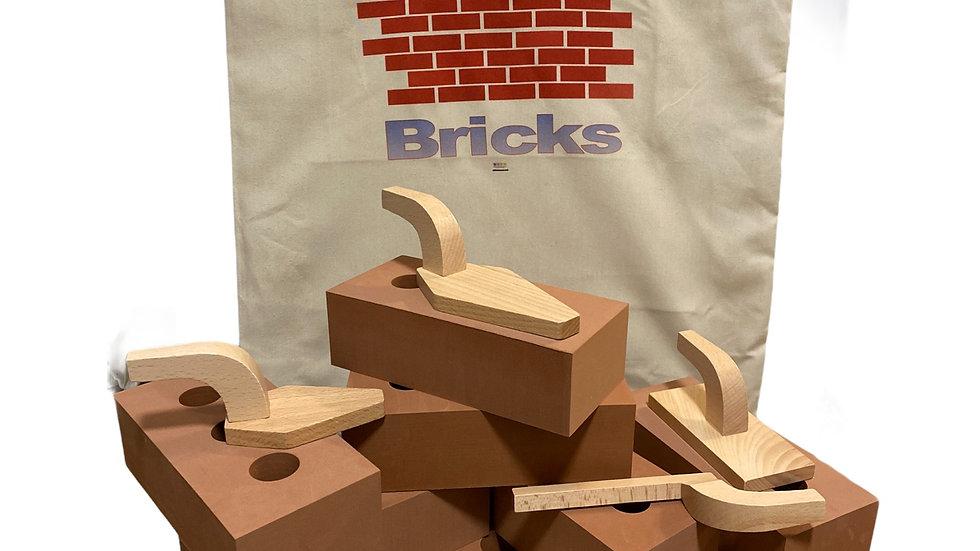Life Size Brick Starter Set