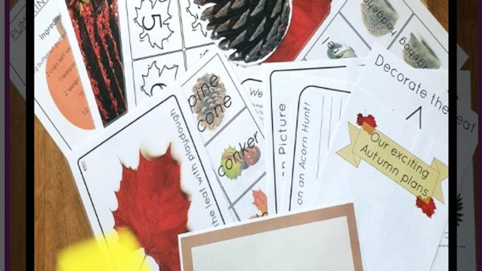 Autumn Resource Pack