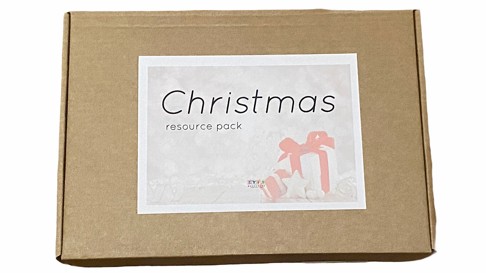 C5 Mini Christmas Resource Pack