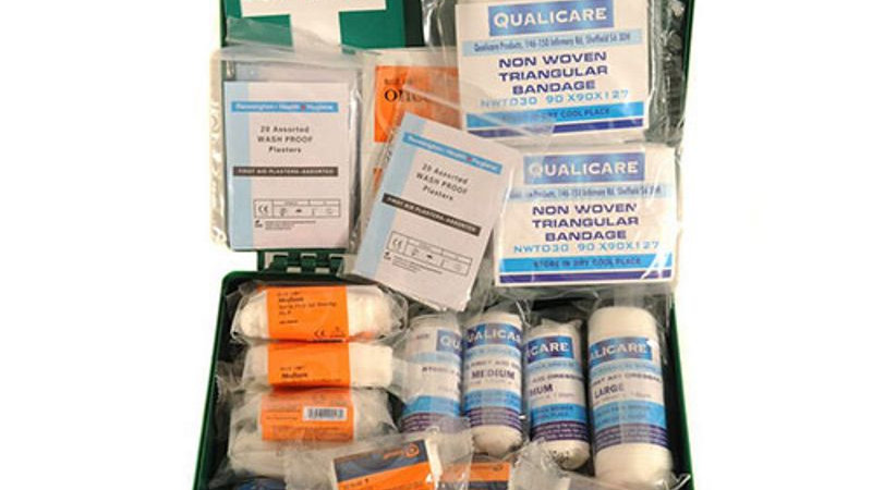 Childminding and Childcare Paediatric First Aid Kit