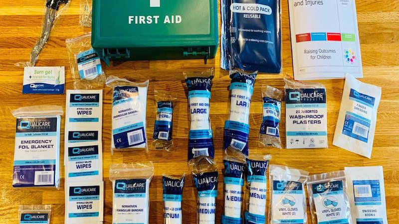 Childcare BUMPER Paediatric First Aid Kit