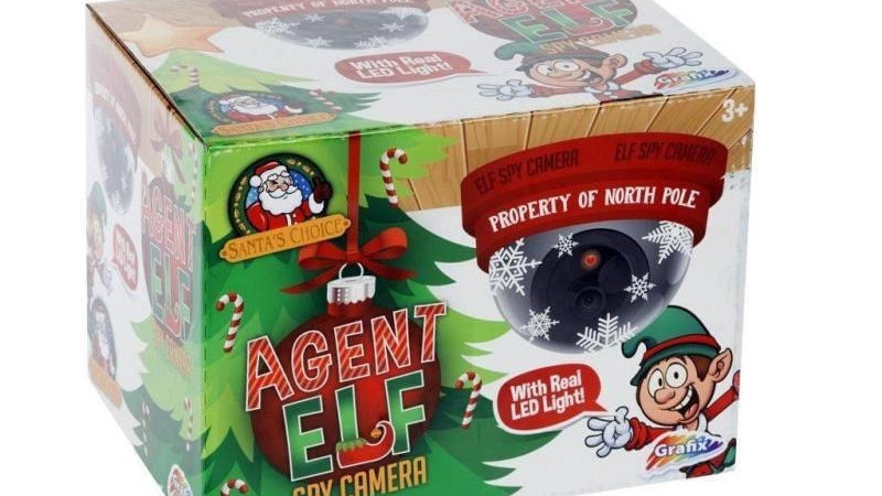 Agent Elf Spy Camera