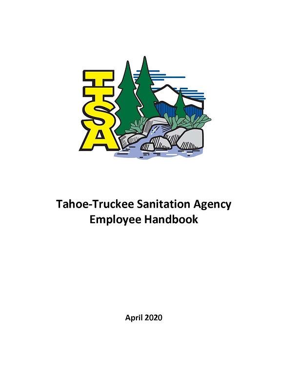 T-TSA Employee Handbook Cover for Websit