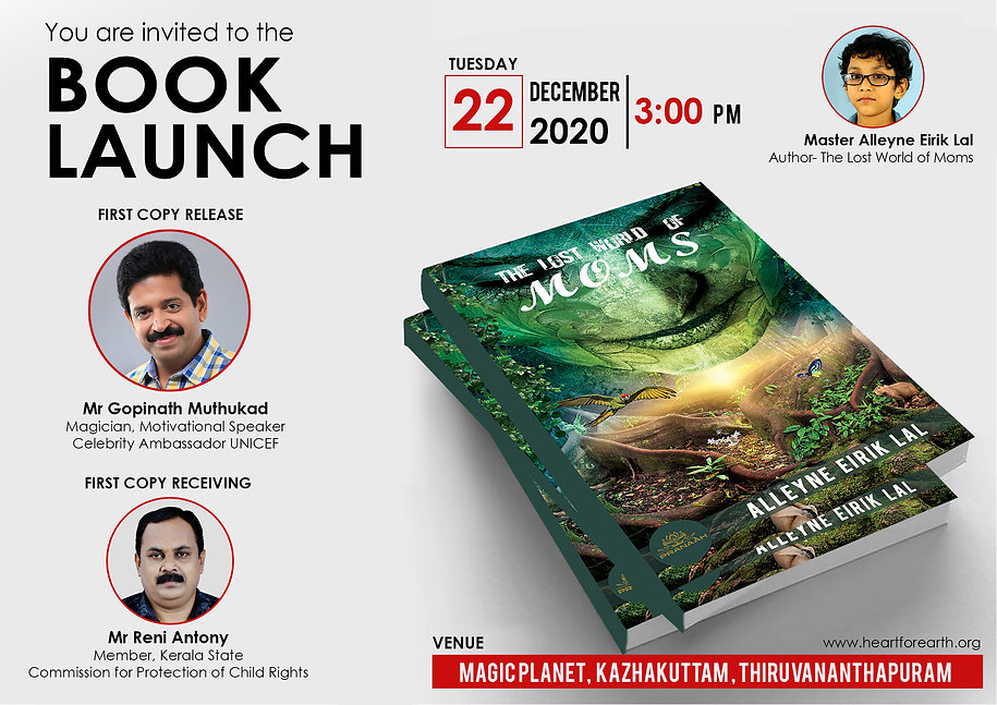 The Lost World of Moms - Book Launching