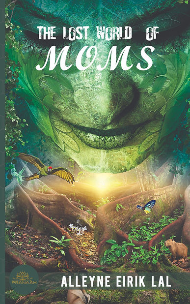 the Lost World of Moms book by Alleyne E