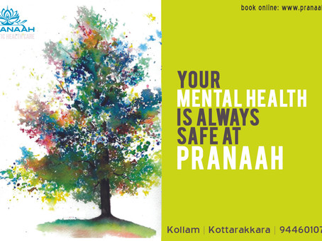 We care your Mental Health - The Best Counselling Center in Kollam District Pranaah