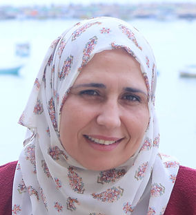 Busaina Nazzal from East Jerusalem Pales