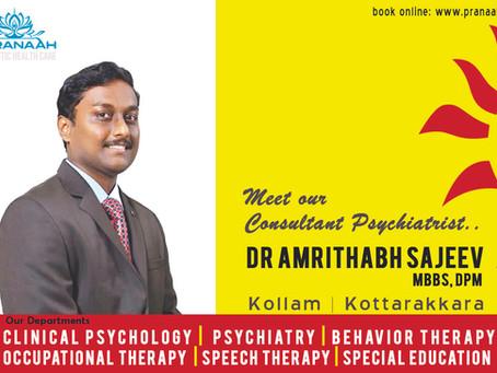 Top Psychiatrist in Kollam @ Pranaah Counselling Center