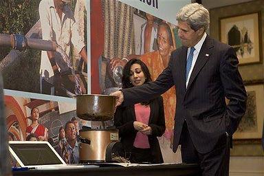 Greenway Neha Juneja John Kerry