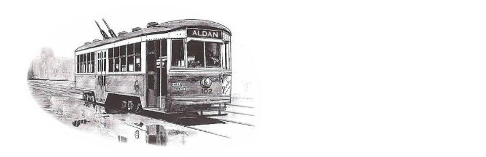 Trolley Aldan, PA