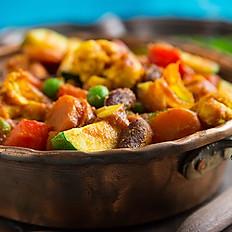 The Vegetable Vindaloo