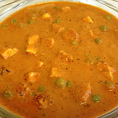 The Curry With Paneer