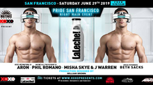 GAY PRIDE SAN FRANCISCO-June 29th, 2019 Circuit Barcelona Matinee La Leche Saturday Night Main Event