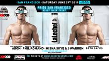 GAY PRIDE SAN FRANCISCO-June 29th, 2019 Circuit Barcelona Matinee La Leche Saturday Night Main Event