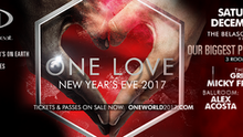 Masterbeat One World New Years 2017