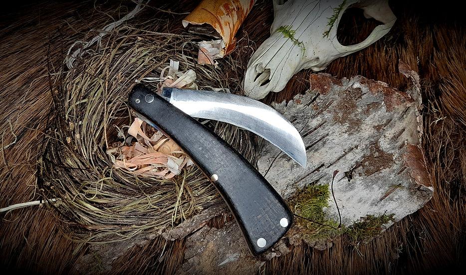 Forager's knife- 'Mamba'