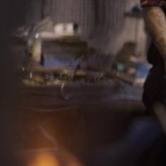 Forging a bevel