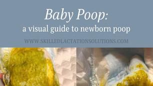 Baby Poop: A Visual Guide to Newborn Poop