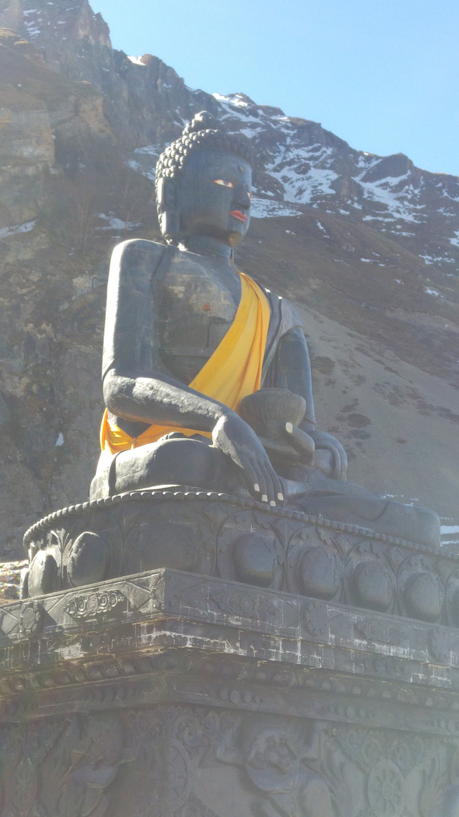 THE ADVENTURES OF ANNAPURNA pt 8 Muktinath - Kalopani and the long long road.