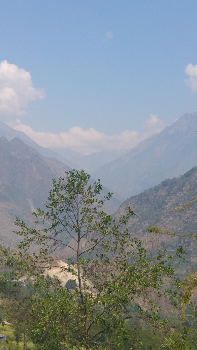 THE ADVENTURES OF ANNAPURNA Pt 10 - the end of the road