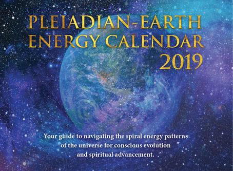 New Calendar for Conscious Living