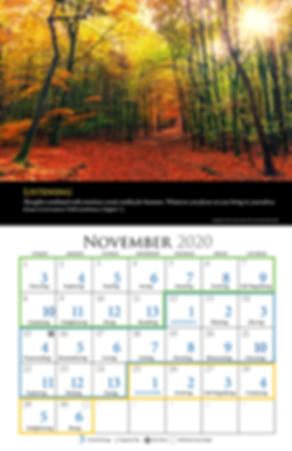 PEEA Calendar 2020 November.png