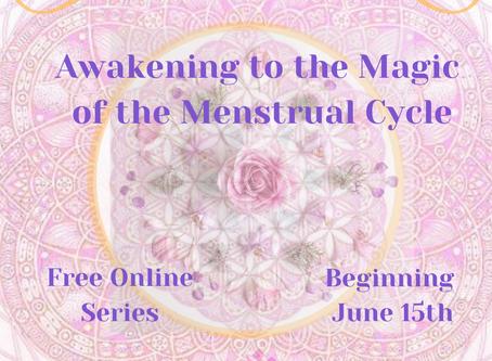 EXCITING NEW SERIES: THE DIVINE FEMININE