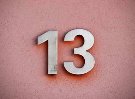 The Power of Thirteen