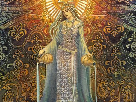 Divine Feminine Energies