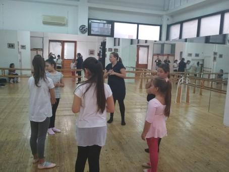 Dance School BLACK SWAN (Job-Shadowing) | Vol. II