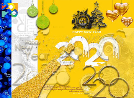 Christmas & New Year Wishes