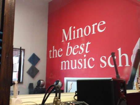 Minore Music School (Job Shadowing) | Vol. II