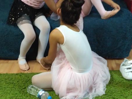 Dance School BLACK SWAN (Job-Shadowing) | Vol. I