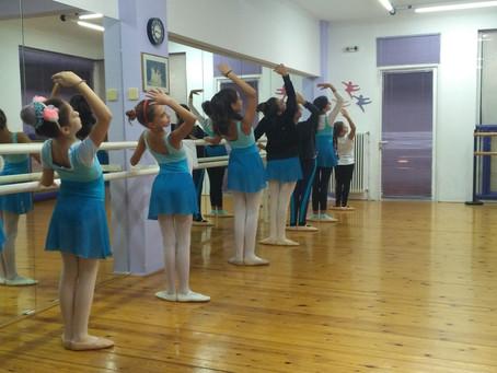 Katerina Kotridou's Dance School (Job-Shadowing) | Vol. I