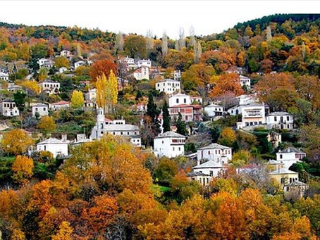 Marvelous Sightseeings in Volos and the mountain Pelion