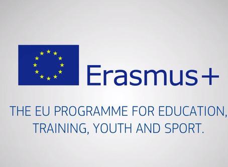 EErcomt & Erasmus+, KA105 & KA205 Results; R3/2019