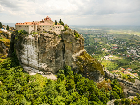New Adventures & Exciting Experiences in METEORA